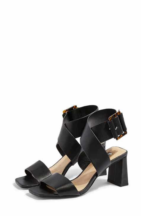 51656351e Topshop Natalia Block Heel Sandal (Women)