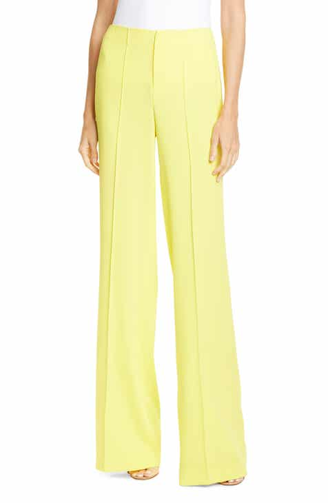 Alice + Olivia Dylan Wide Leg Pants by ALICE AND OLIVIA