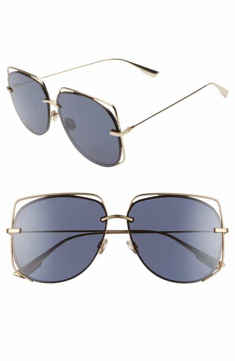 9dfaf62cff Dior Stellair 61mm Aviator Sunglasses