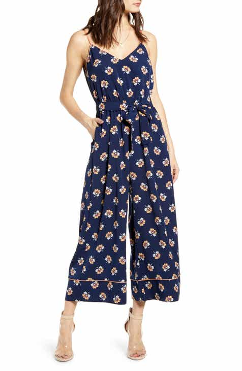 60e2f433 Leith Piped Cami Jumpsuit (Regular & Plus Size)