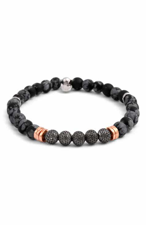 2f064430d0363 Men's Bracelets: Leather, Beaded, Stretch & More | Nordstrom