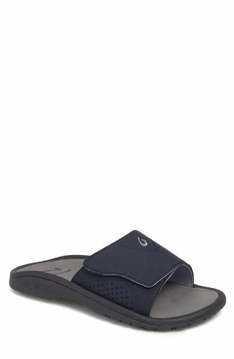 competitive price 01027 b439c OluKai Nalu Slide Sandal (Men)