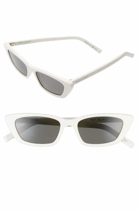 d059c1543b973 Saint Laurent 52mm Cat Eye Sunglasses