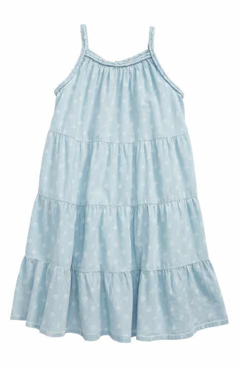 8361ae5a418 Tucker + Tate Happy Day Tiered Sundress (Toddler Girls