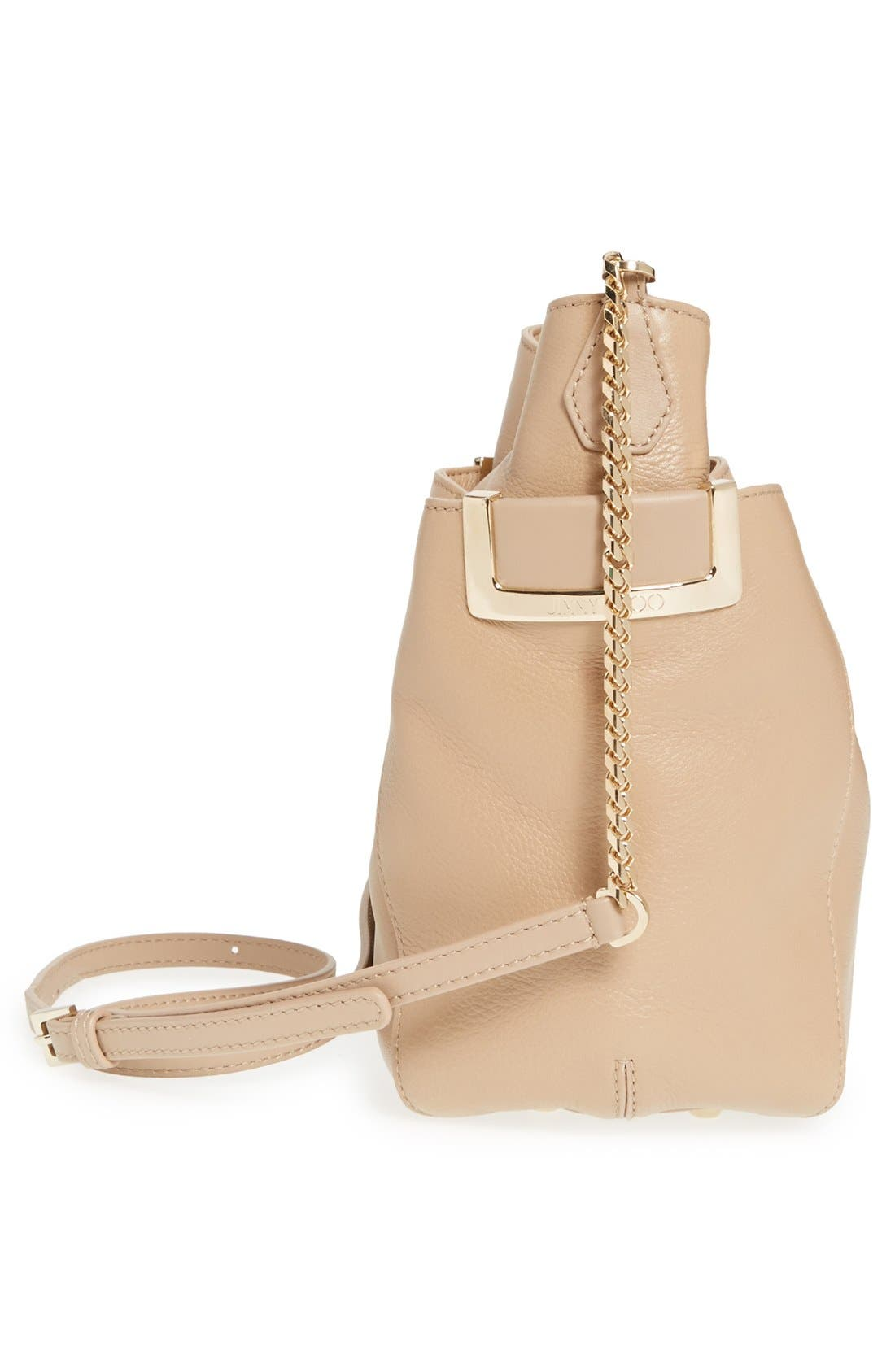 Alternate Image 5  - Jimmy Choo 'Small Anabel' Leather Crossbody Bag