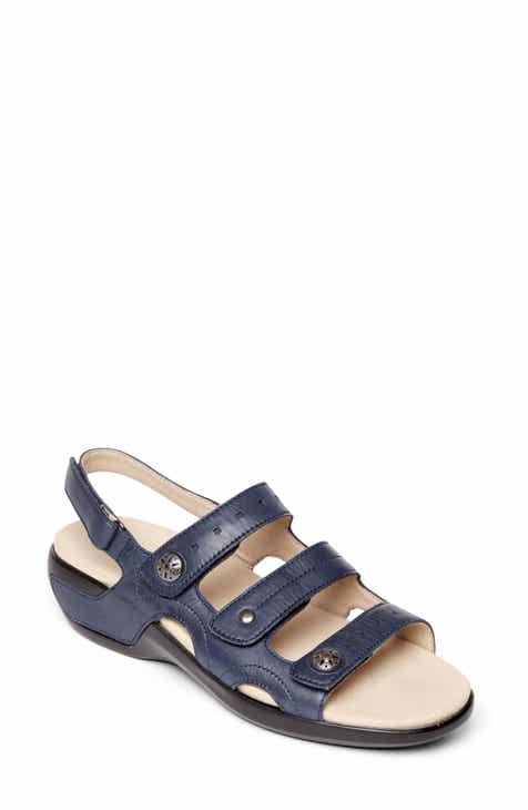 c1396b92fb Aravon Three Strap Sandal (Women)