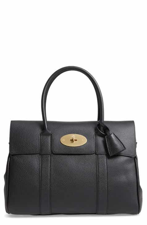 25b90c142 Mulberry Heritage Bayswater Leather Tote