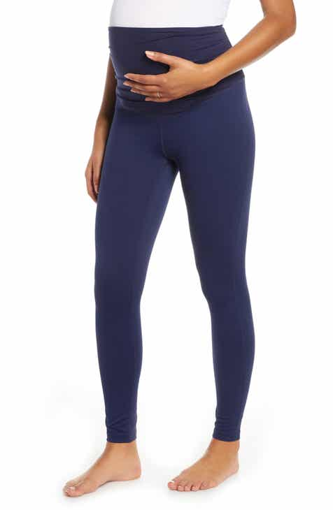 b1316c5054f5f Zella Mamasana Live In Maternity Ankle Leggings
