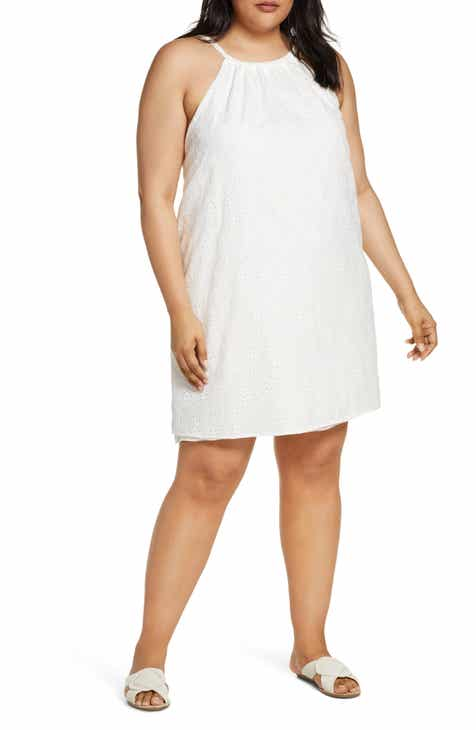 Off-White Plus-Size Dresses | Nordstrom