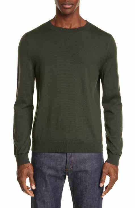 094eb913936e6 A.P.C. Alec Merino Wool Blend Sweater