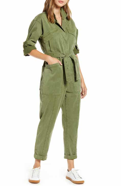 Alex Mill Expedition Twill Jumpsuit - Weekend Sale