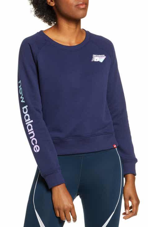 2705b038d296a New Balance Essentials Sweatshirt