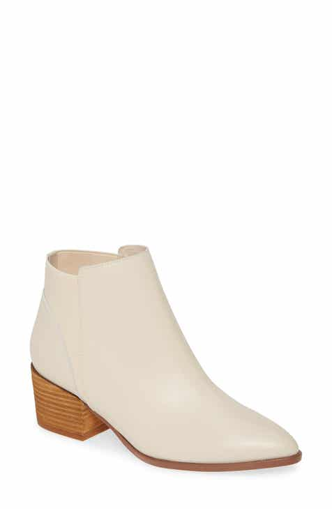 af67d1eaab7 Women's Offwhite Booties & Ankle Boots | Nordstrom