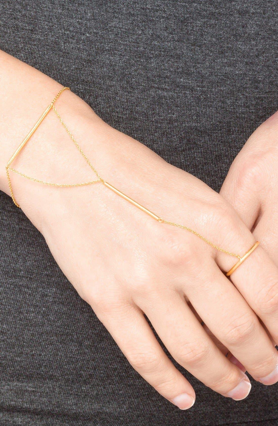 Alternate Image 2  - gorjana 'Nina' Hand Chain