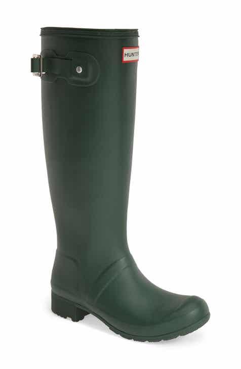 9f1ae31056b Hunter Tour Packable Waterproof Rain Boot (Women)