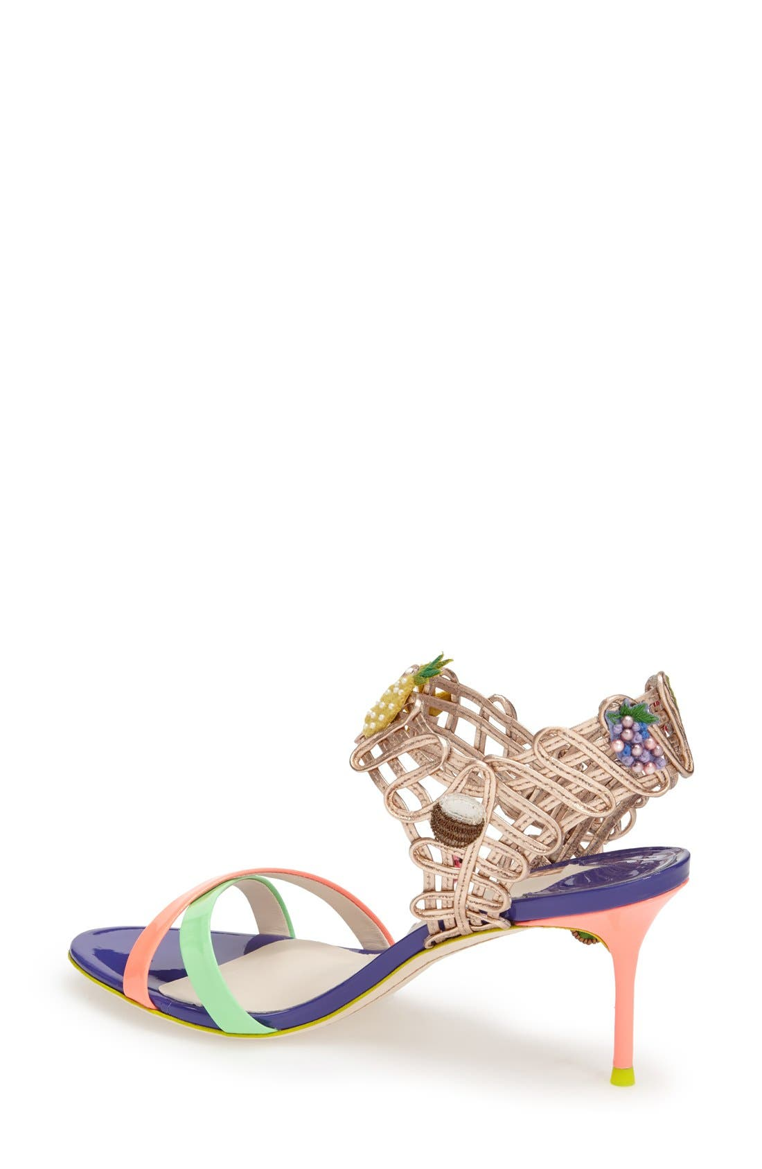 Alternate Image 2  - Sophia Webster 'Delphine Fruit' Sandal (Women)