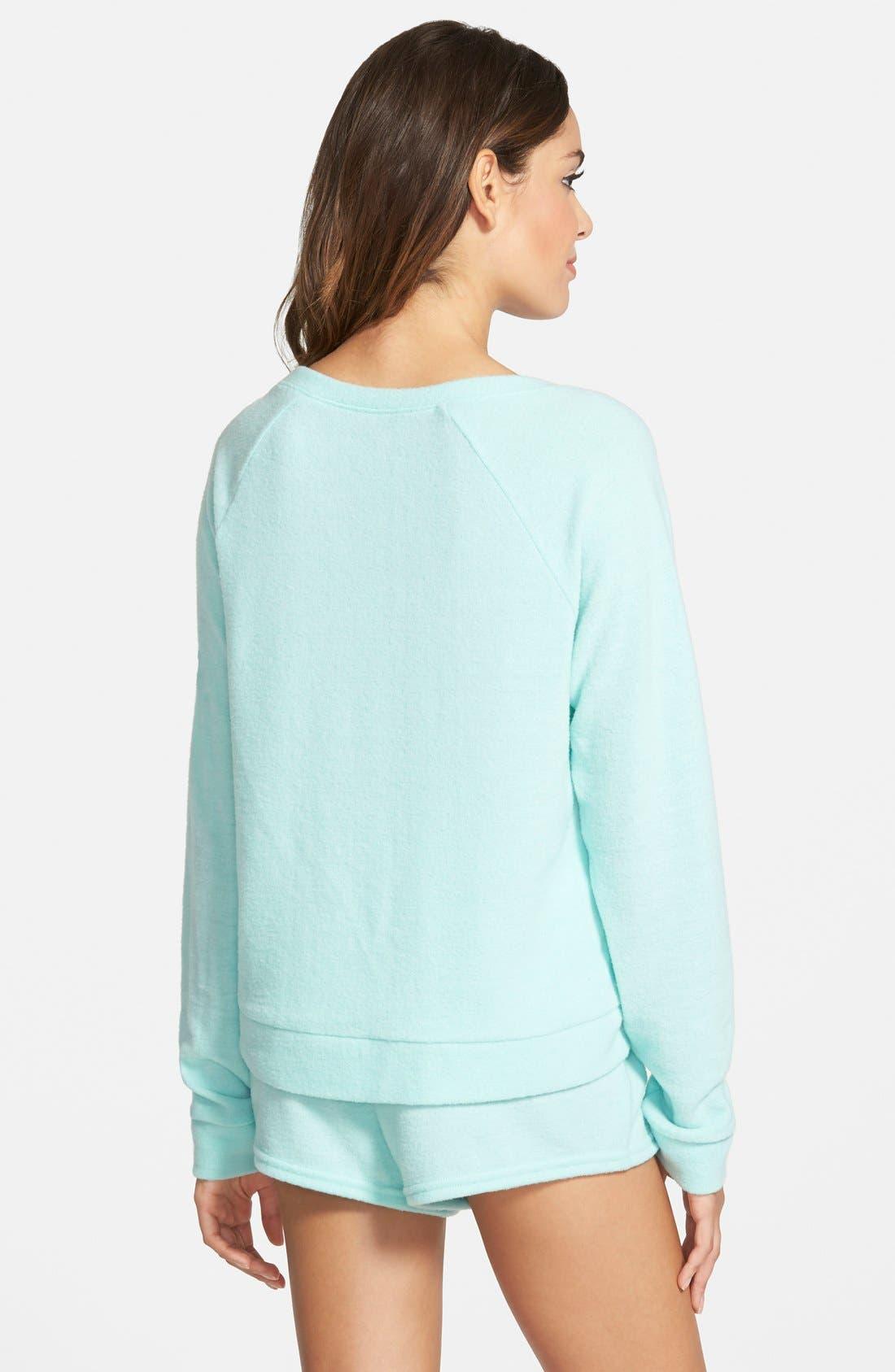 Alternate Image 2  - BP. Undercover Pajama Set (Juniors)