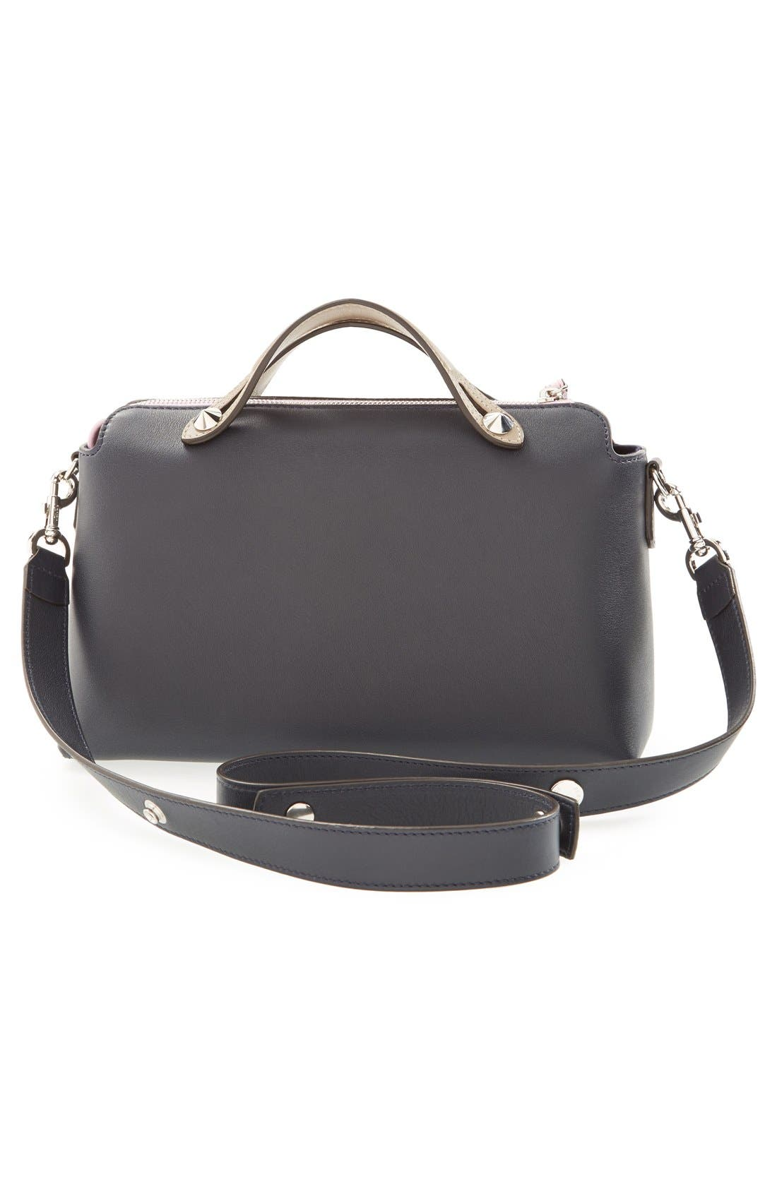 Alternate Image 3  - Fendi 'Small By the Way' Colorblock Leather Shoulder Bag