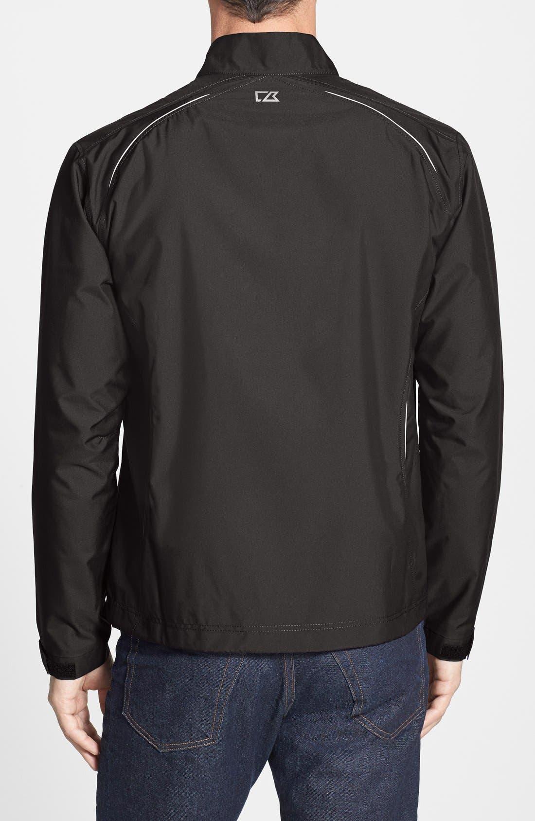 Baltimore Ravens - Beacon WeatherTec Wind & Water Resistant Jacket,                             Alternate thumbnail 2, color,                             Black