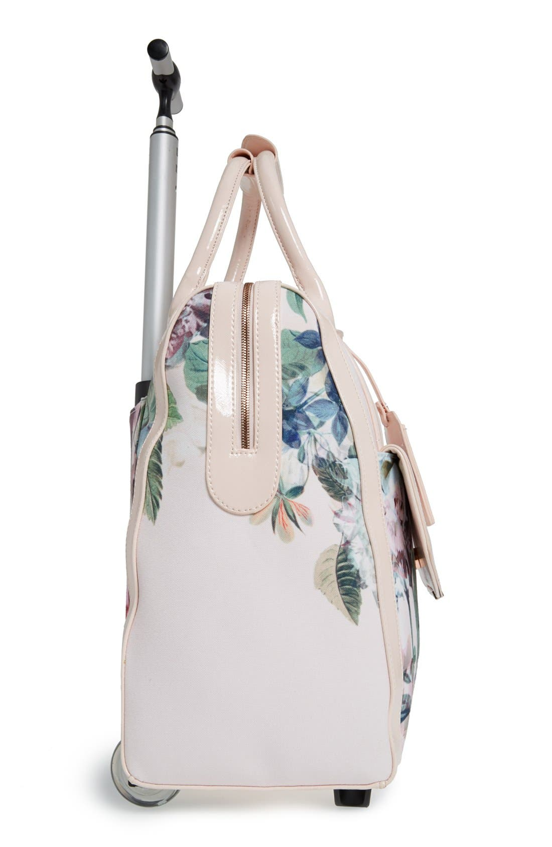Alternate Image 4  - Ted Baker London 'Pure Peony' Travel Bag