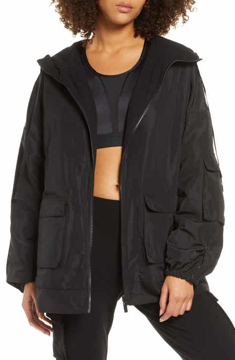 Alo Legion Reversible Hooded Jacket