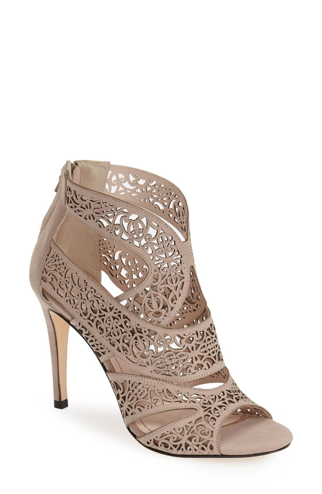 Alternate Image 1 Selected - Klub Nico 'Mallorca' Laser Cutout Sandal (Women)