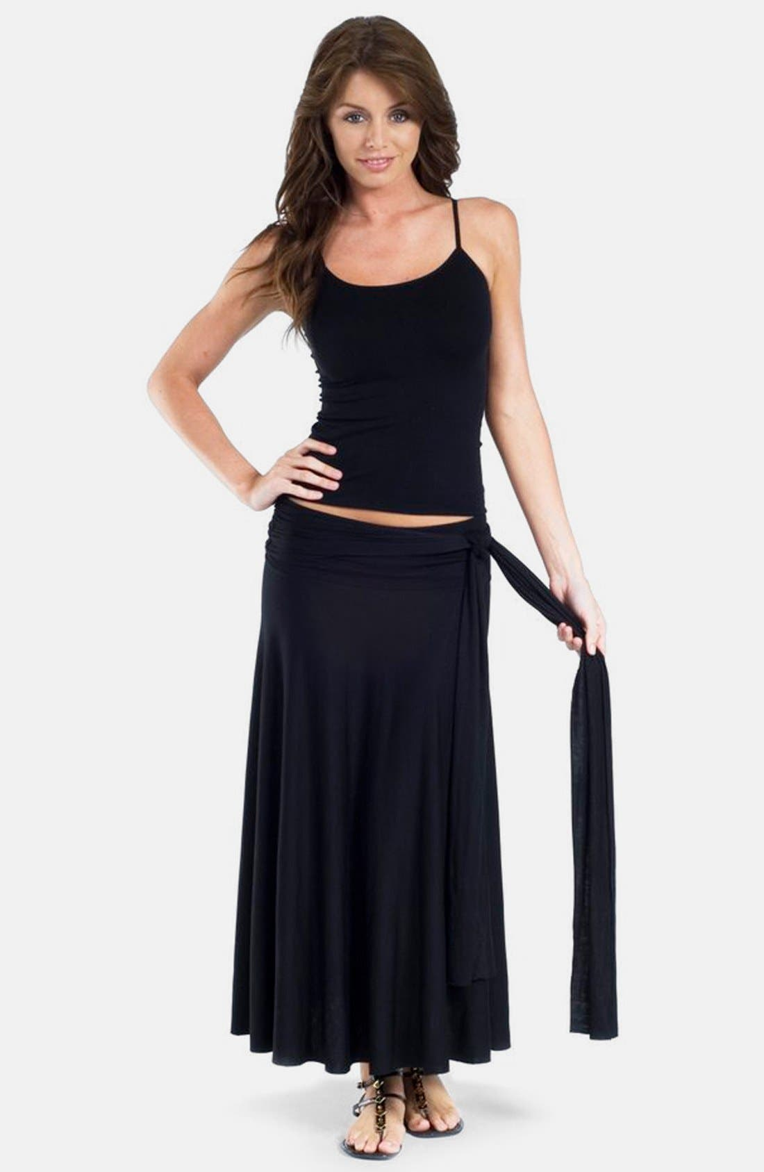 Alternate Image 7  - Elan Convertible Cover-Up Dress