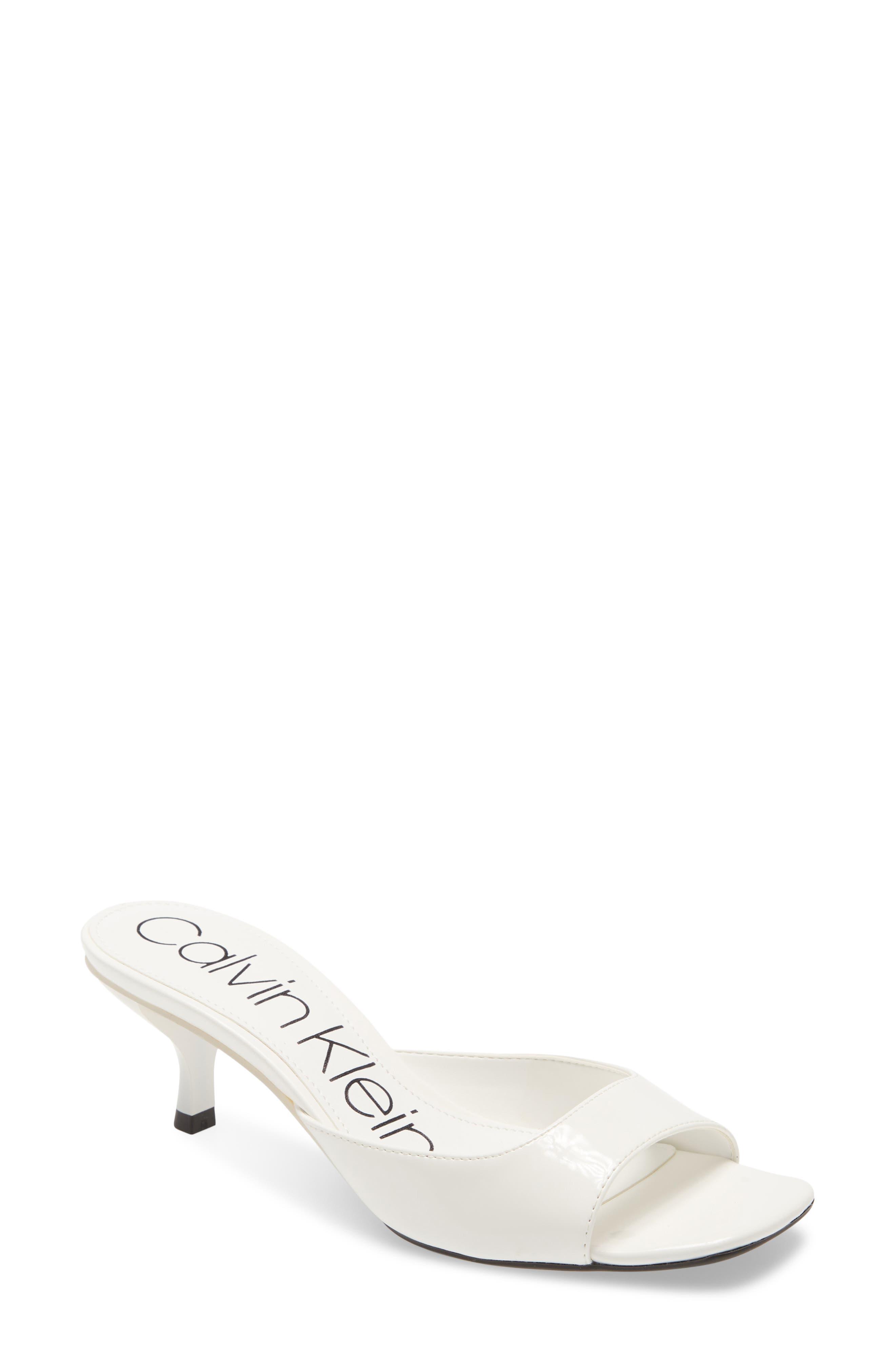 Women's Calvin Klein Sandals and Flip