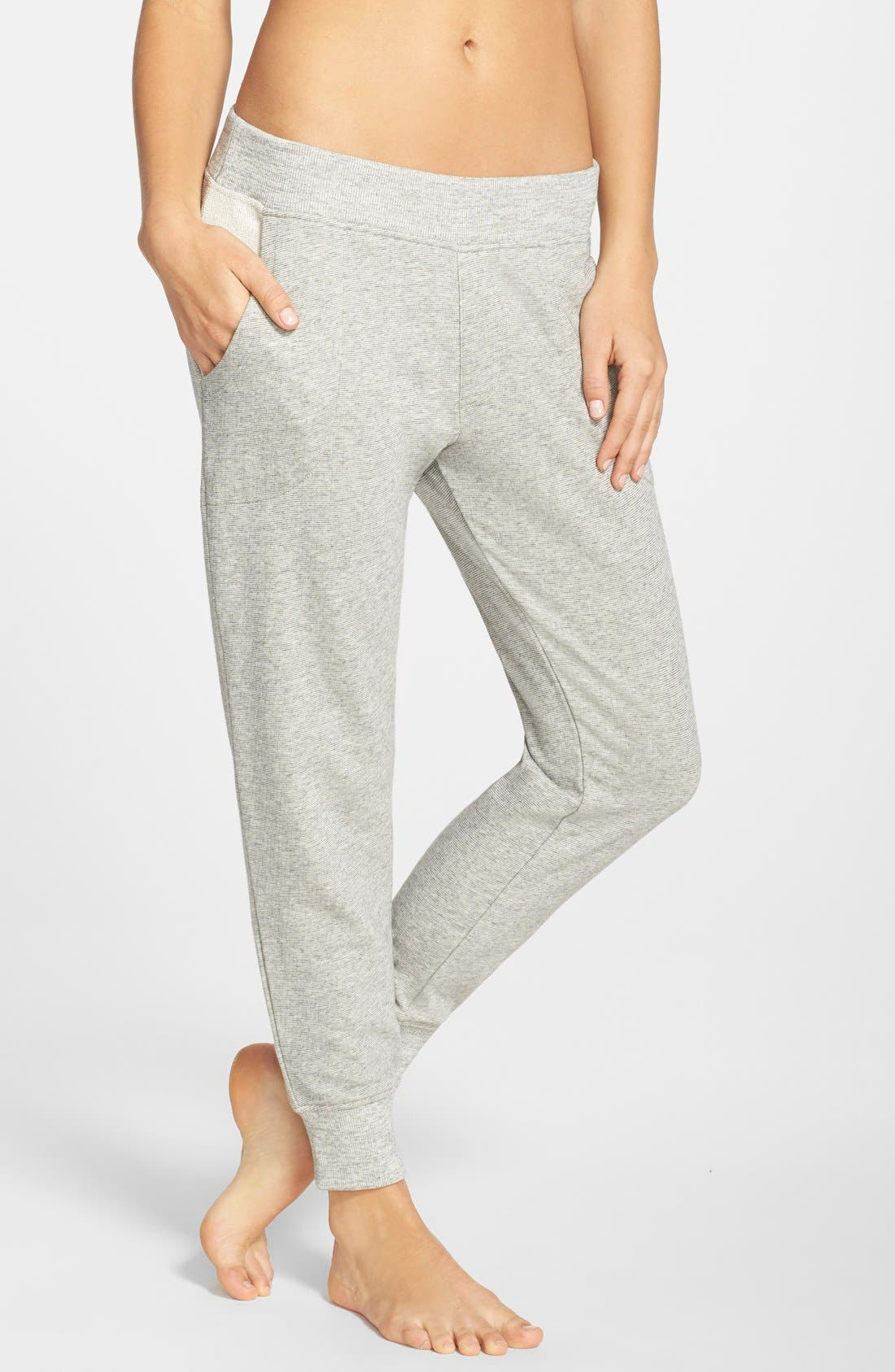 Alternate Image 1 Selected - Alternative Tapered Sweatpants