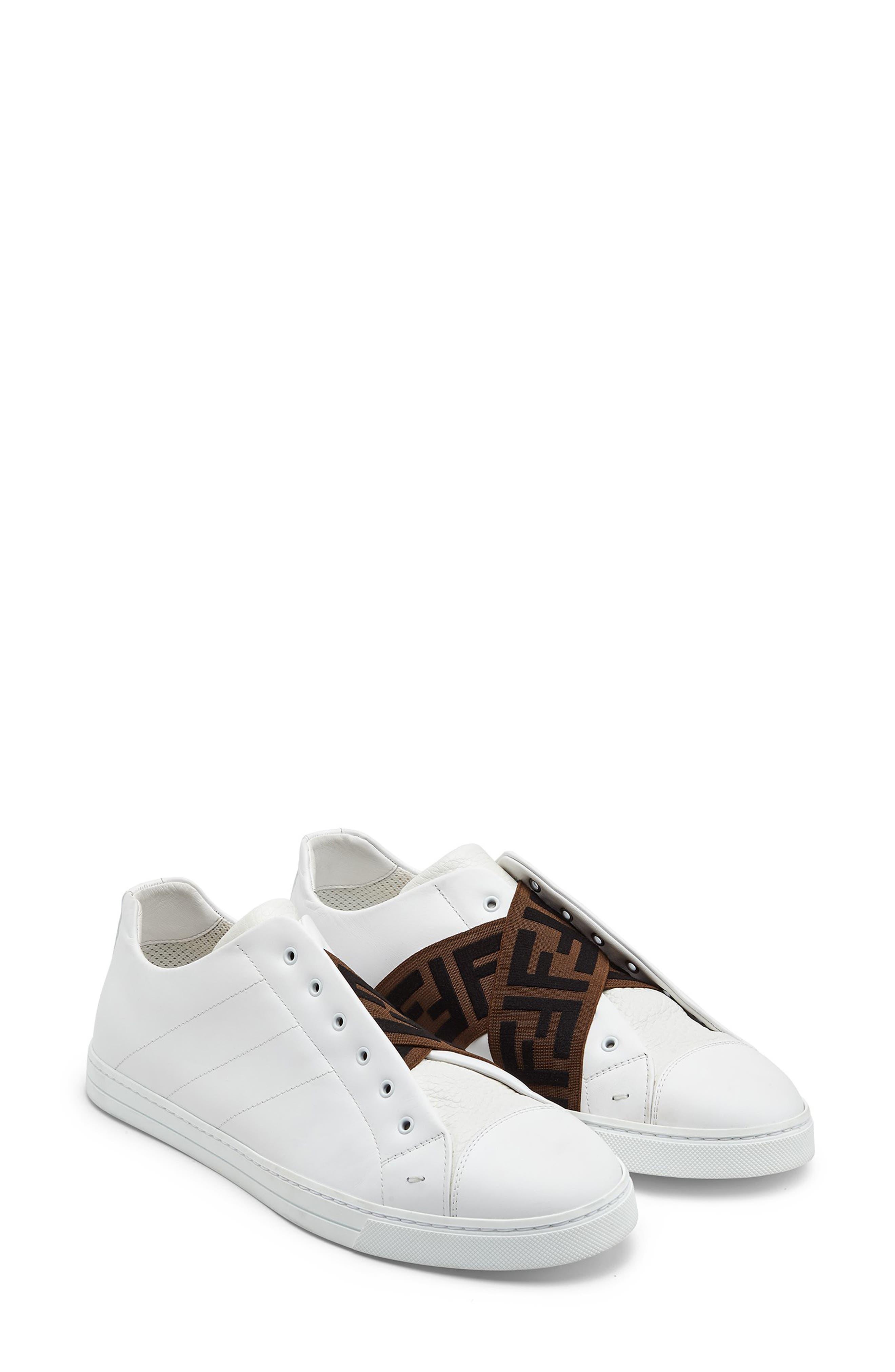 nordstrom fendi sneakers
