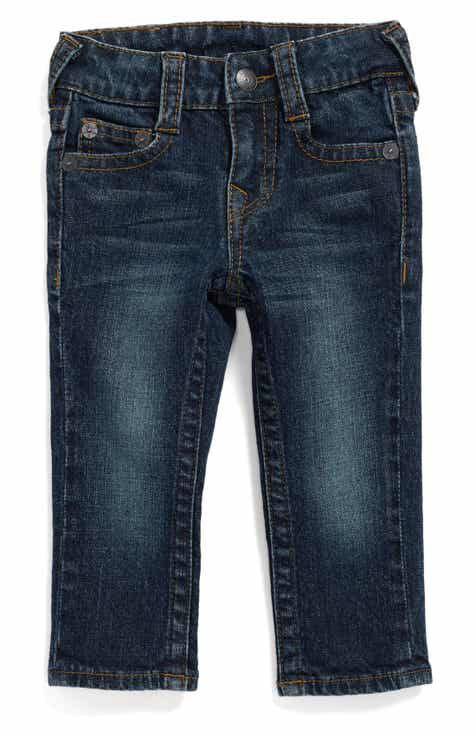 8b5c82ad0 True Religion Brand Jeans  Geno  Relaxed Slim Fit Classic Jeans (Baby Boys)  (Online Exclusive)