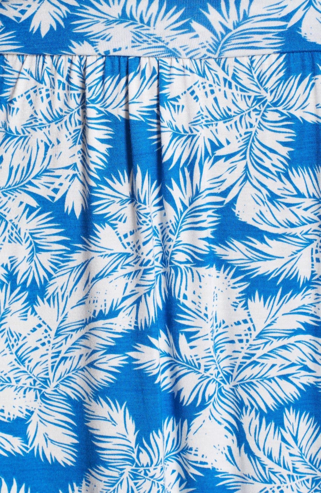 Alternate Image 3  - Fraiche by J Open Back Maxi Dress