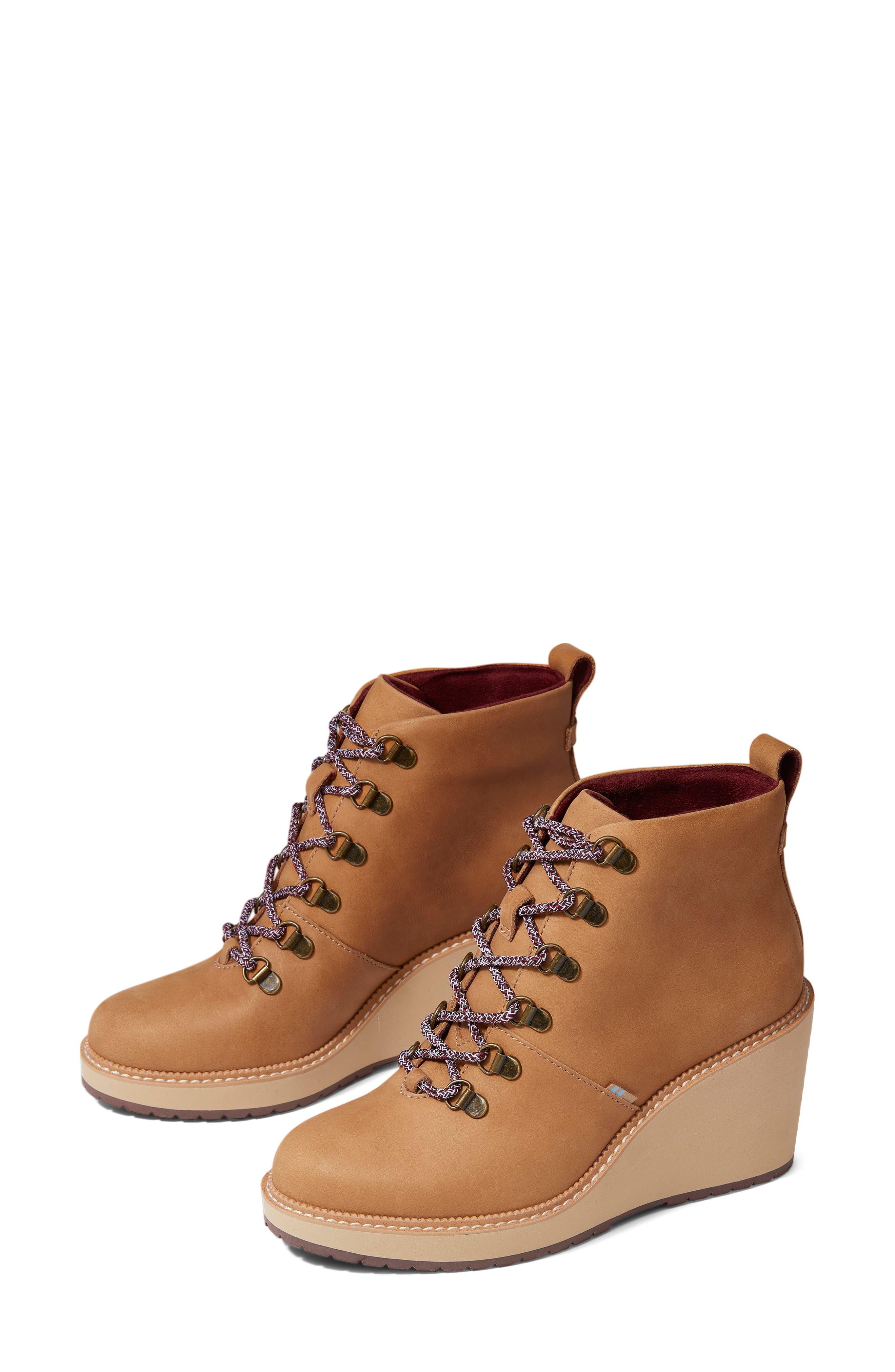 Women's Wedge Booties \u0026 Ankle Boots