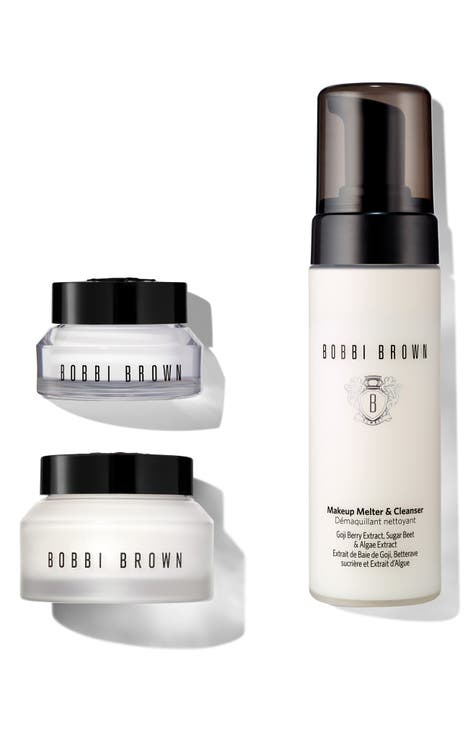 바비 브라운 스킨 케어 세트 Bobbi Brown Full Size Refresh Hydrating Skin Care Set