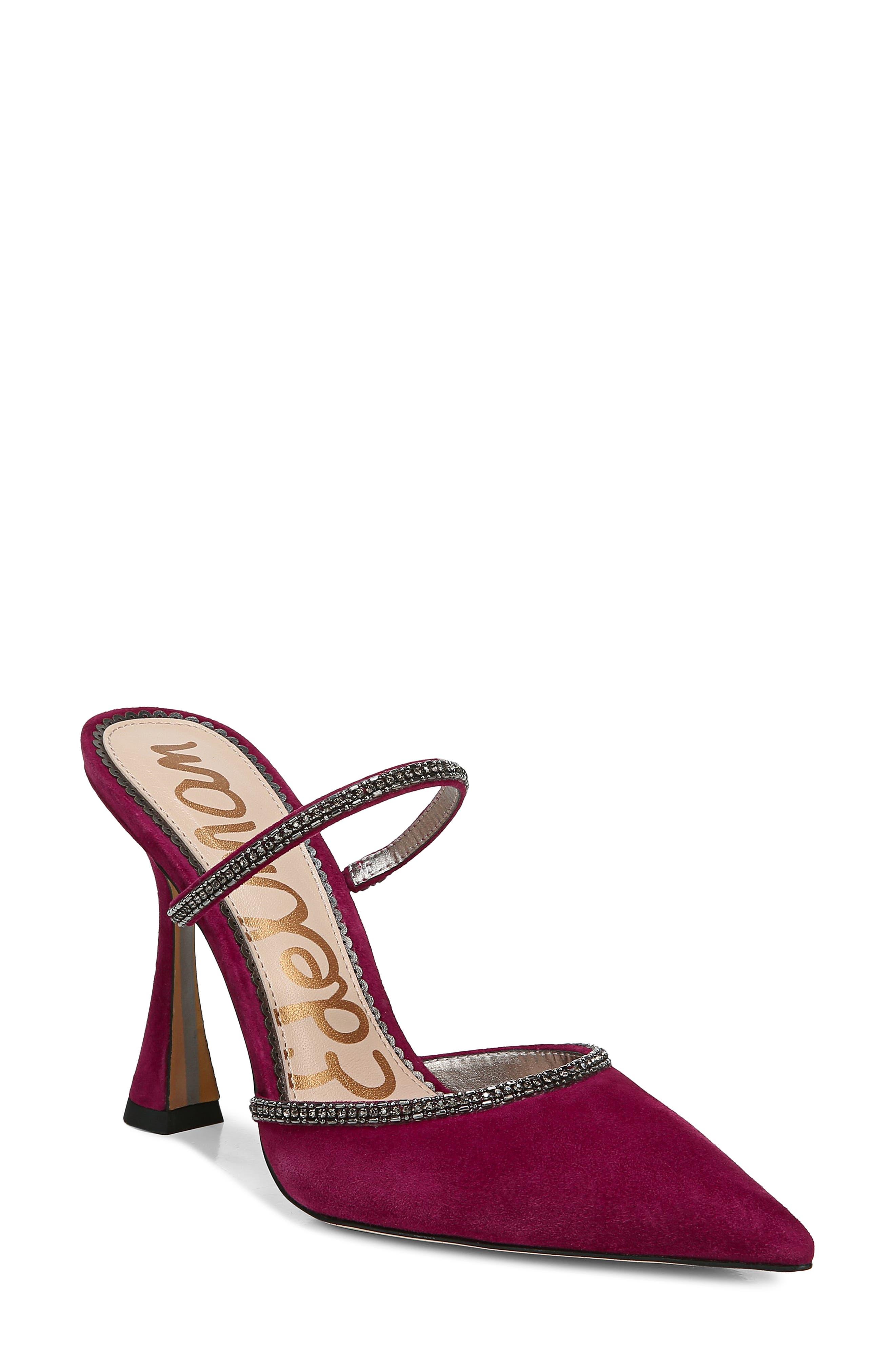 Women's Purple Heels   Nordstrom