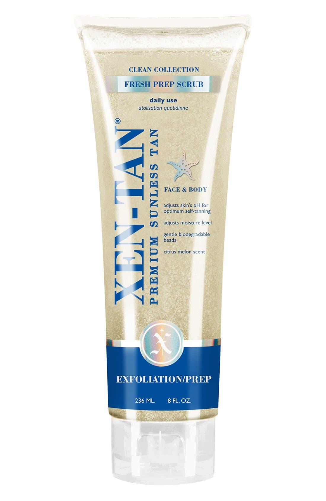 Xen-Tan®  Fresh Prep Scrub