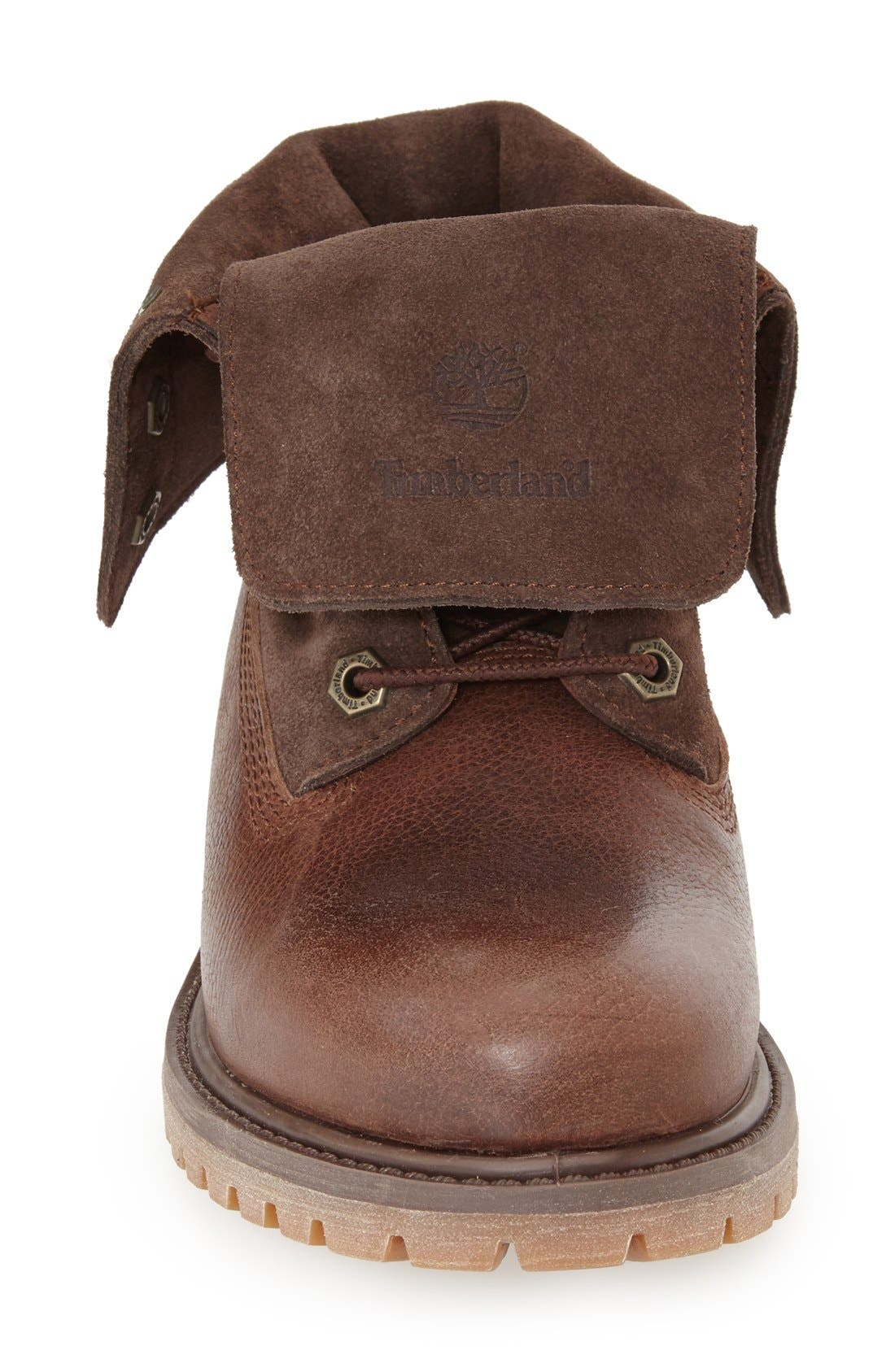 Alternate Image 3  - Timberland Waterproof Leather Boot (Women)
