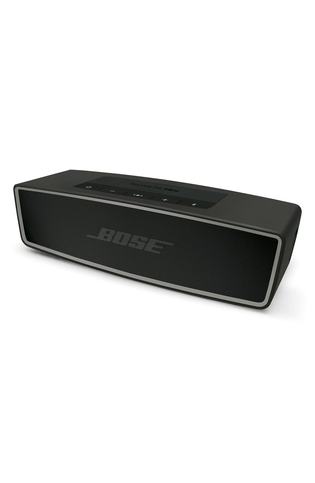 SoundLink<sup>®</sup> Mini II Bluetooth<sup>®</sup> Speaker,                         Main,                         color, Carbon