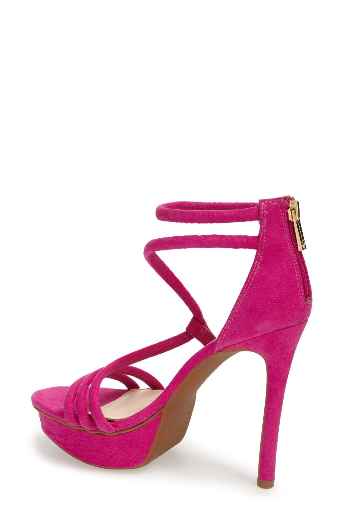 Alternate Image 4  - Jessica Simpson 'Caela' Platform Sandal (Women)