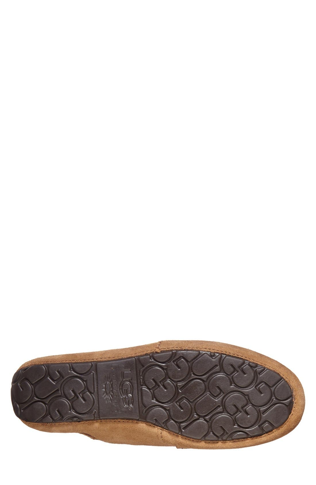 Alternate Image 4  - UGG® Alamar Twinsole® Slip-On (Men)