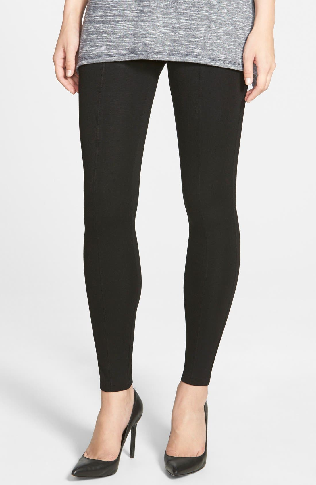 Blackout Leggings,                             Main thumbnail 1, color,                             Black