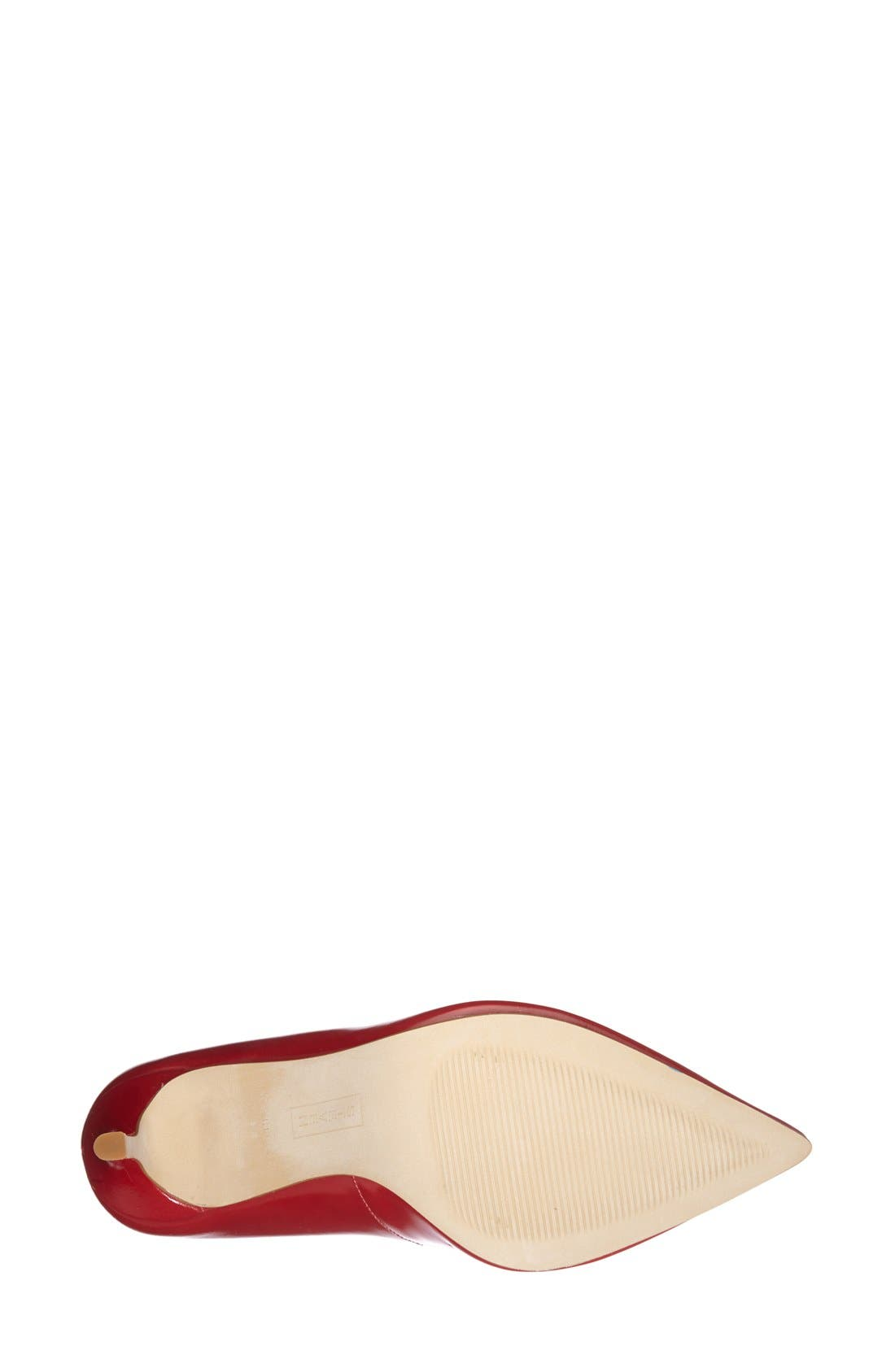 Alternate Image 4  - Steven by Steve Madden 'Shiela' Pointy Toe Pump (Women)