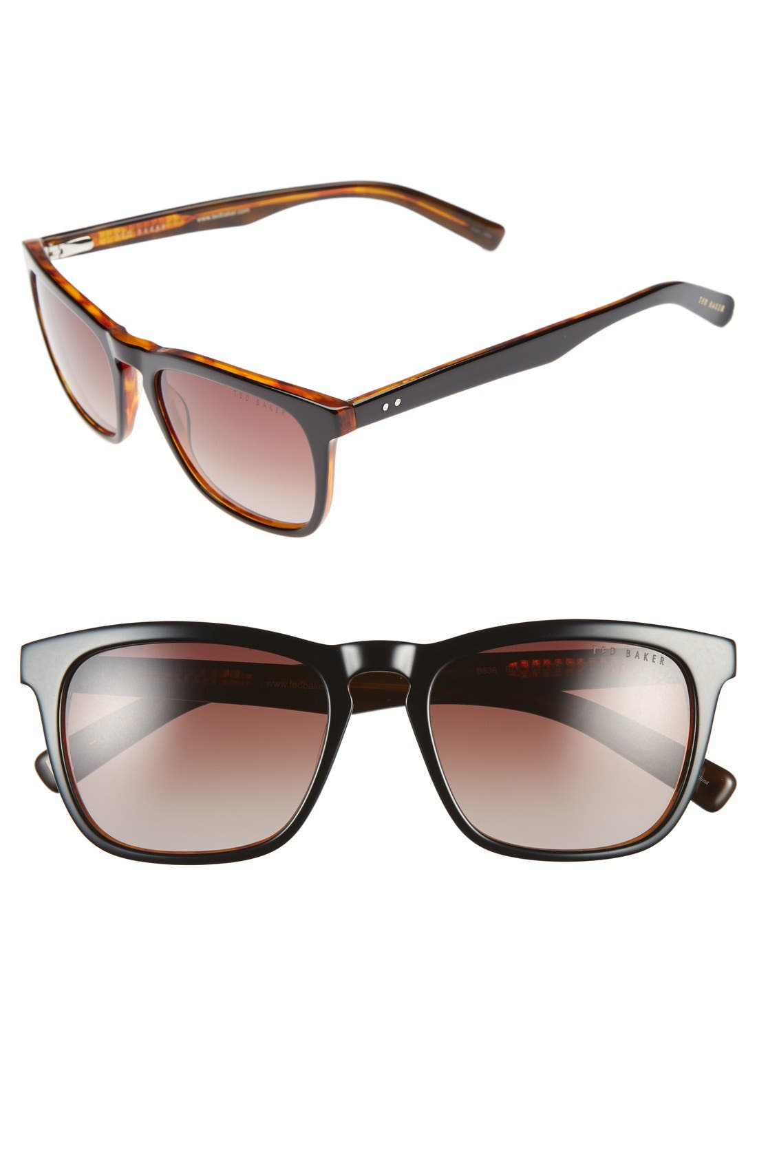 Main Image - Ted Baker London 53mm Sunglasses