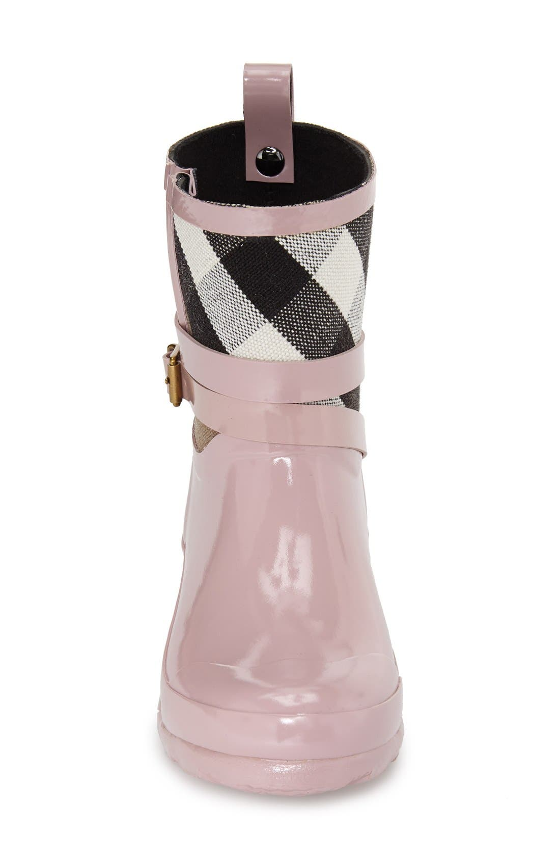 Alternate Image 3  - Burberry 'Holloway' Rain Boot (Toddler & Little Kid)
