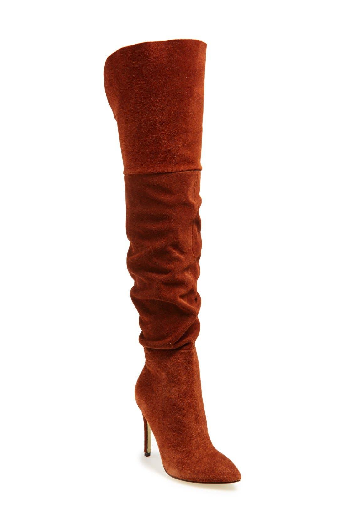 Main Image - Kristin Cavallari 'Calissa' Over the Knee Slouch Boot (Women)