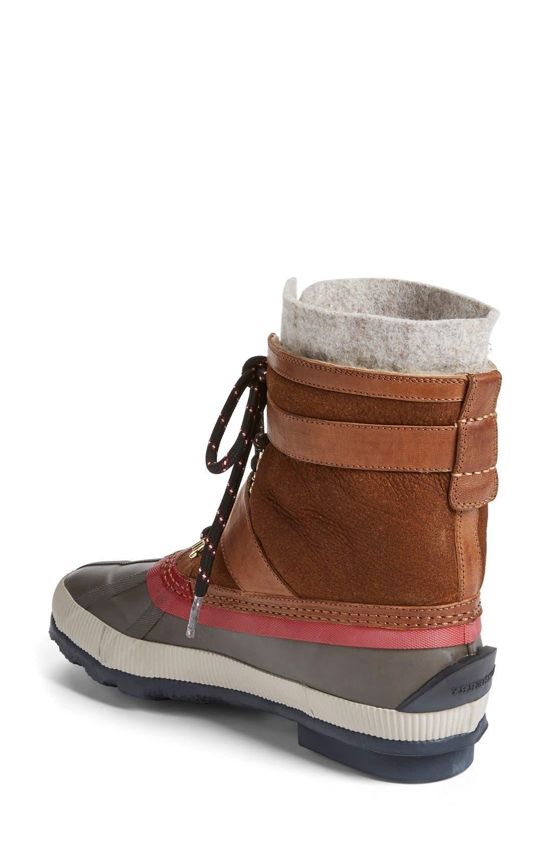 Alternate Image 2  - Burberry 'Windmere' Boot (Women)
