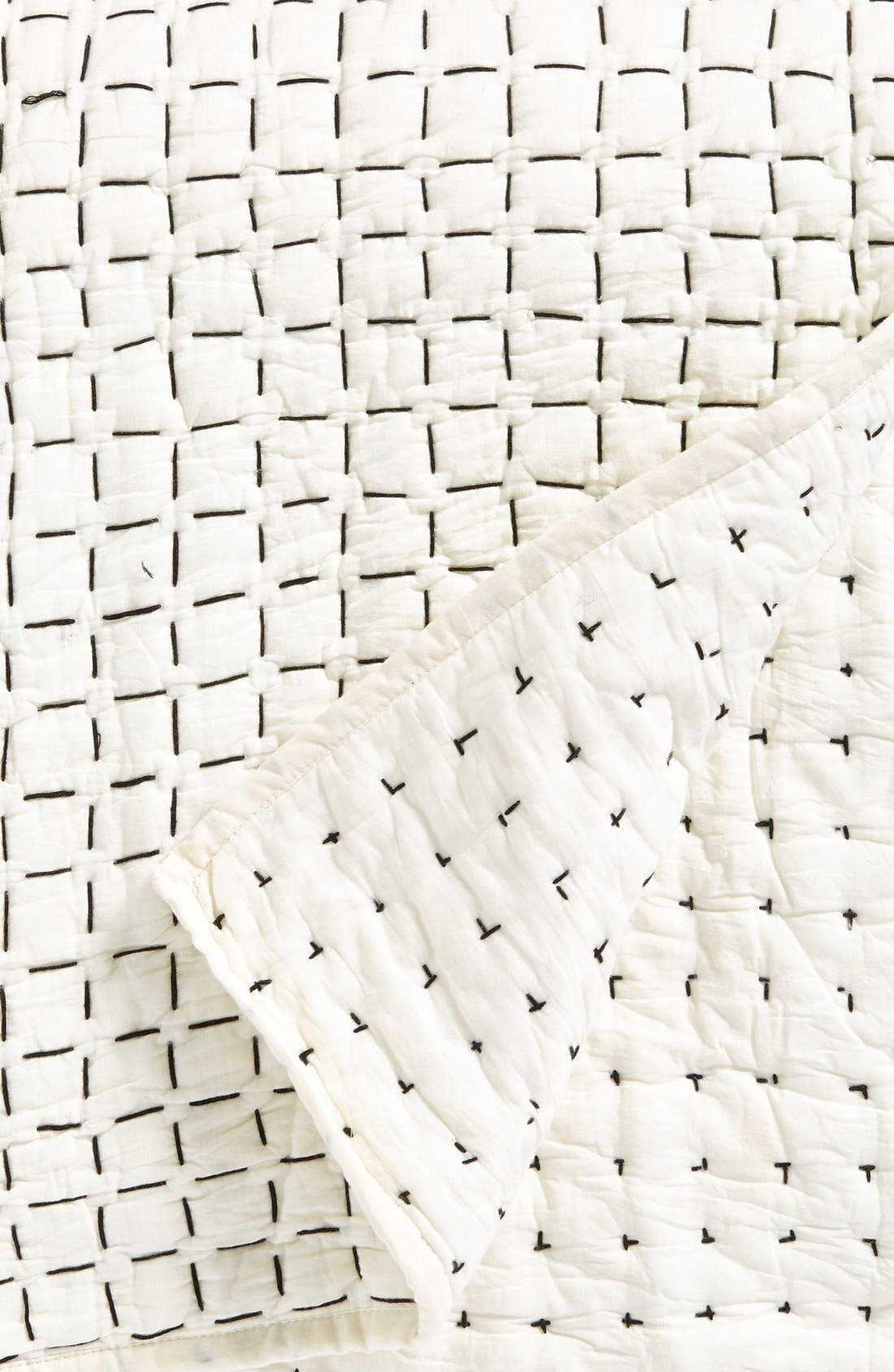 Alternate Image 3  - DKNY 'Pure Imprint' Quilt