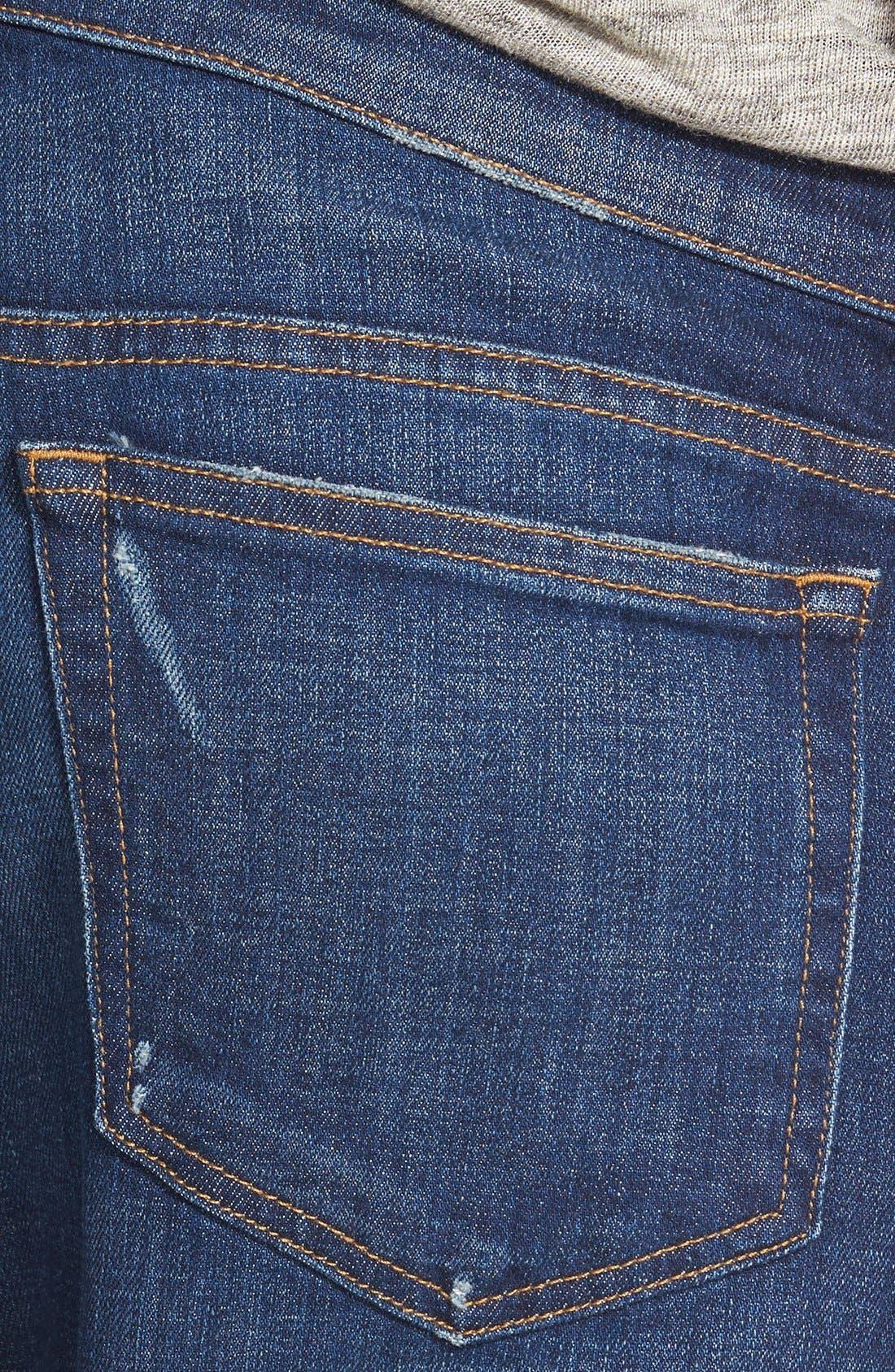 Alternate Image 4  - FRAME L'Homme Slim Fit Jeans (Niagra)