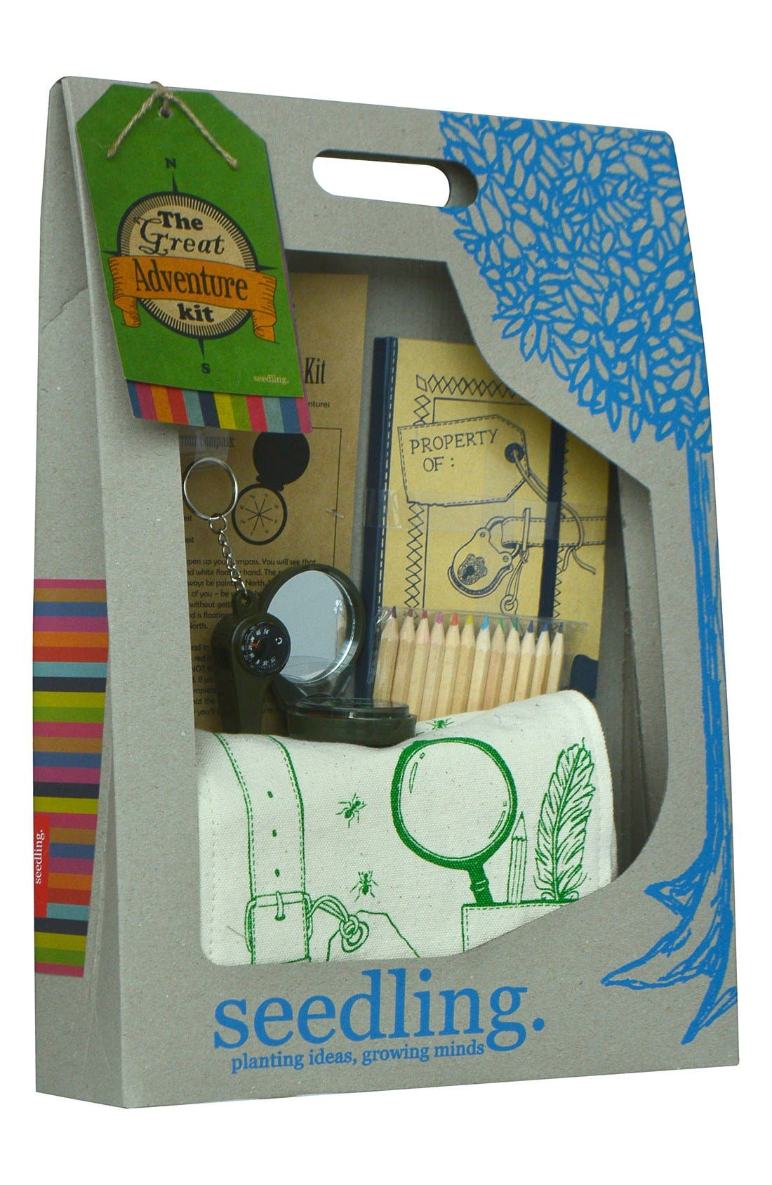 seedling 'The Great Adventure' Kit