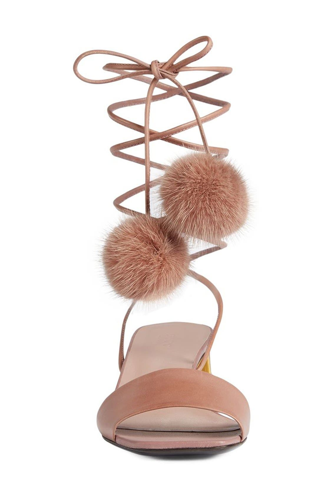Alternate Image 3  - Gucci 'Heloise' Sandal (Women)